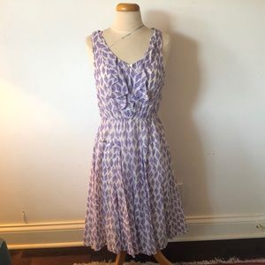 Meadow Rue Anthropologie Dress